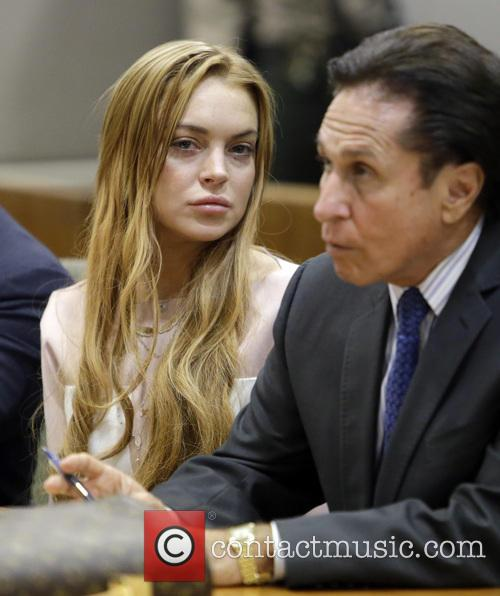 Lindsay Lohan and Mark Heller 1