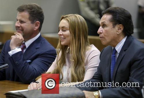 Lindsay Lohan and Mark Heller 11