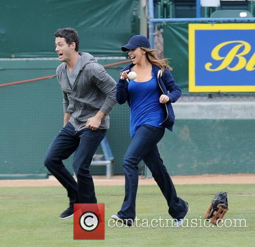 Jennifer Love Hewitt and Brian Hallisay 18