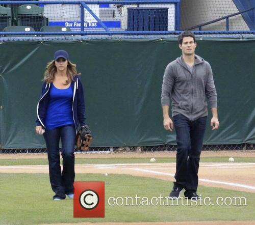 Jennifer Love Hewitt, Brian Hallisay and Rebecca Fields 4