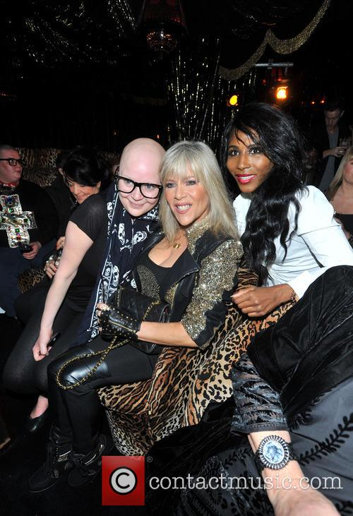 Gail Porter, Sinitta and Samantha Fox 4