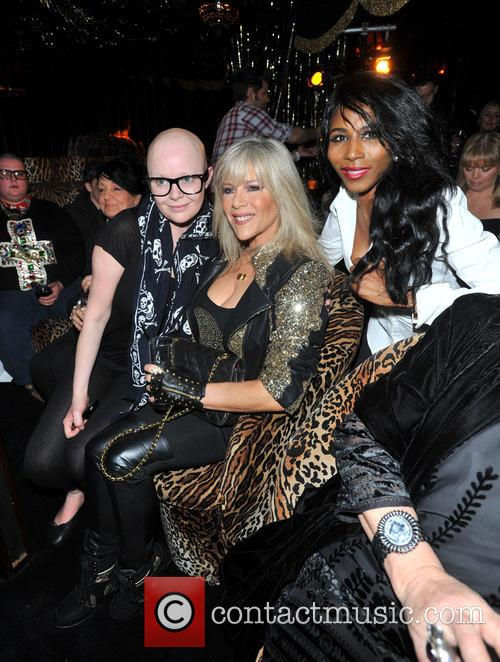 Gail Porter, Sinitta and Samantha Fox 6