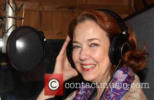The recording session for the new Broadway production of 'Cinderella'