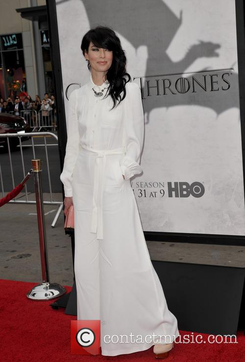 lena headey premiere of the third season 3562772