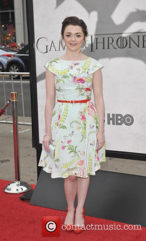 Maisie Williams 4