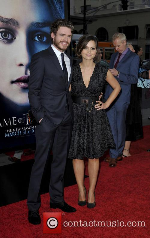 Richard Madden and Jenna-louise Coleman 4