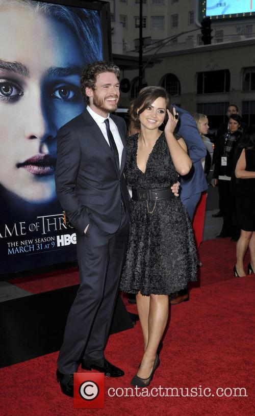 Richard Madden and Jenna-louise Coleman 5