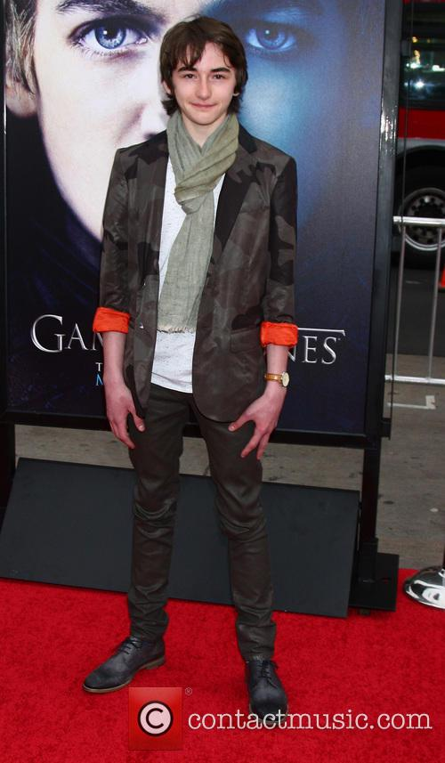 isaac hempstead wright game of thrones premiere 3562893