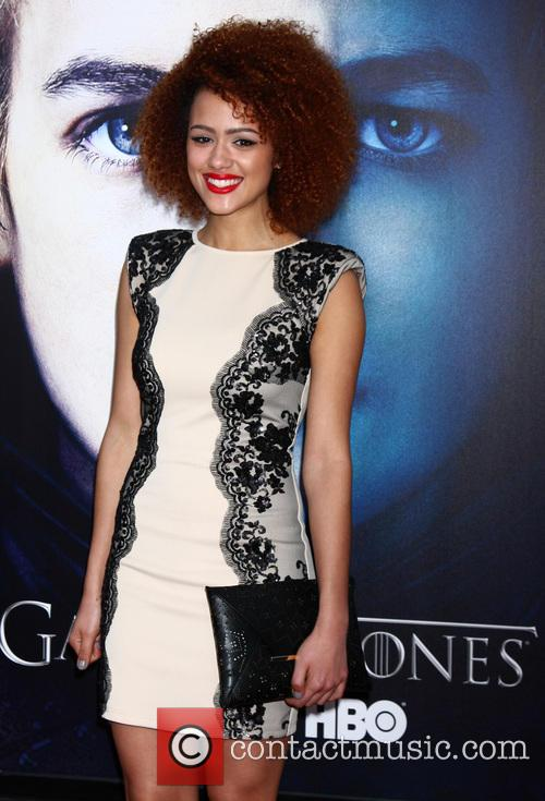 Nathalie Emmanuel, Chinese Theater