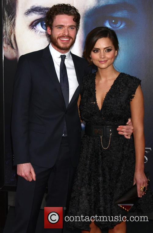 Richard Madden and Jenna-louise Coleman 9