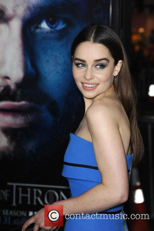 emilia clarke premiere of the third season 3562965