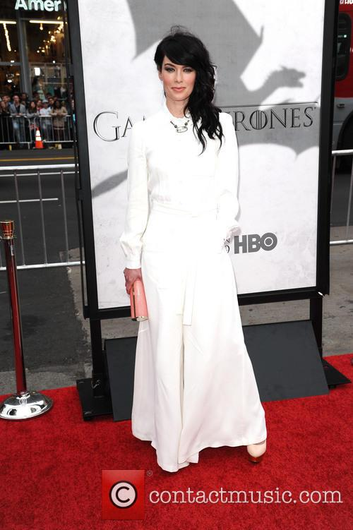 Premiere of the third season of HBO Series 'Game of Thrones'