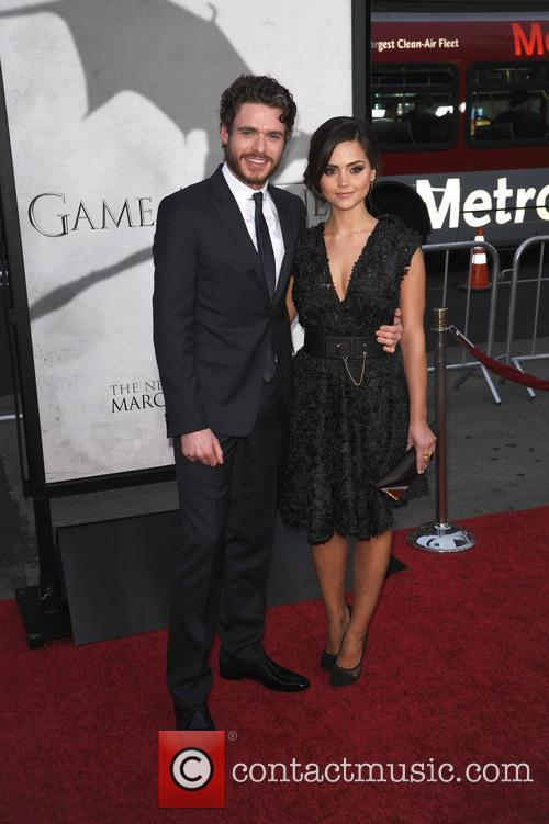 Richard Madden and Jenna-Louise Coleman 8
