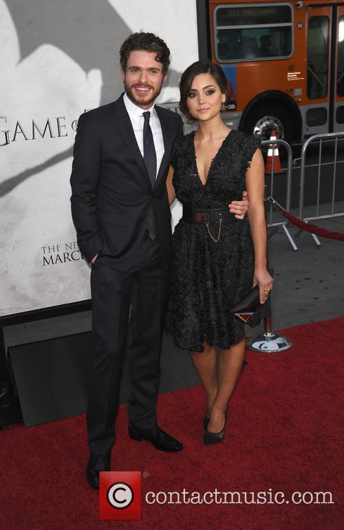 Richard Madden and Jenna-Louise Coleman 10
