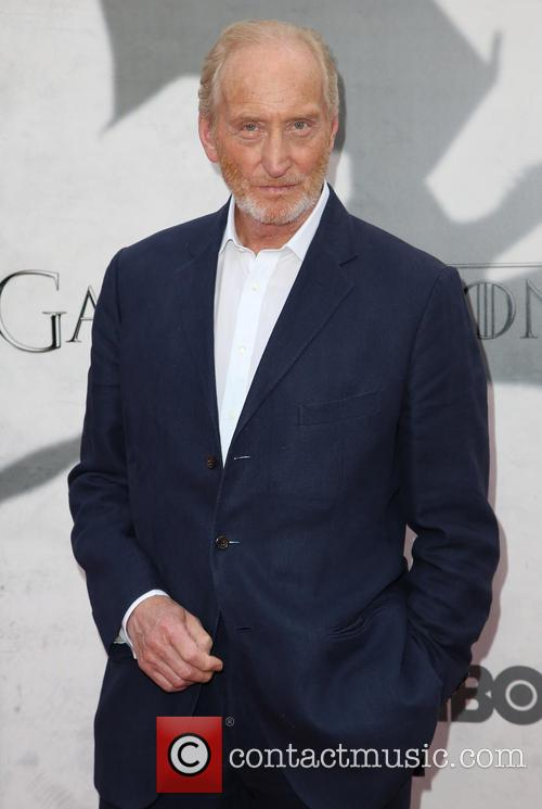 Charles Dance, TCL Chinese Theatre