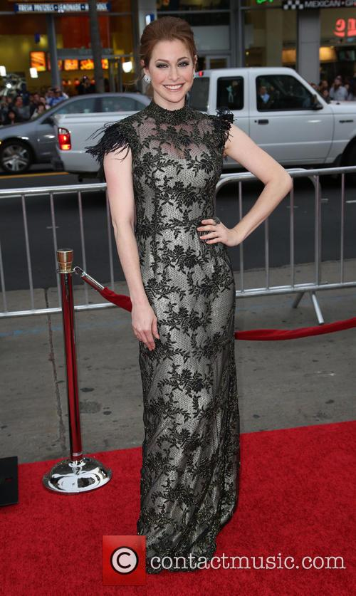 Esma Bianco, TCL Chinese Theatre