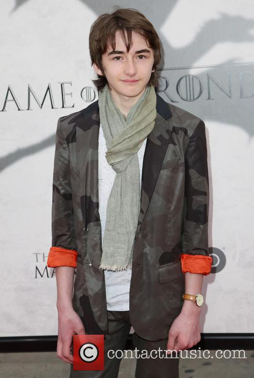 Isaac Hempstead-Wright, TCL Chinese Theatre