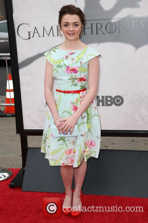 Maisie Williams, TCL Chinese Theatre