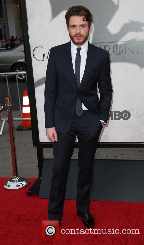 Richard Madden, TCL Chinese Theatre