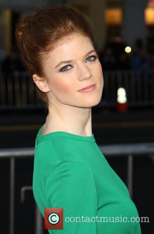 Rose Leslie, TCL Chinese Theatre