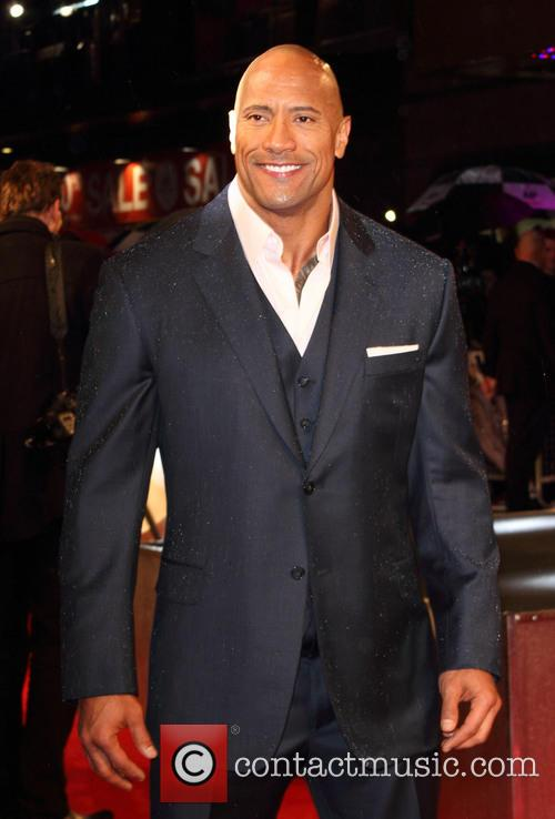 Dwayne Johnson 27