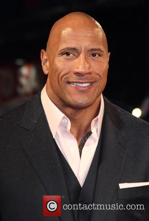 Dwayne Johnson 29