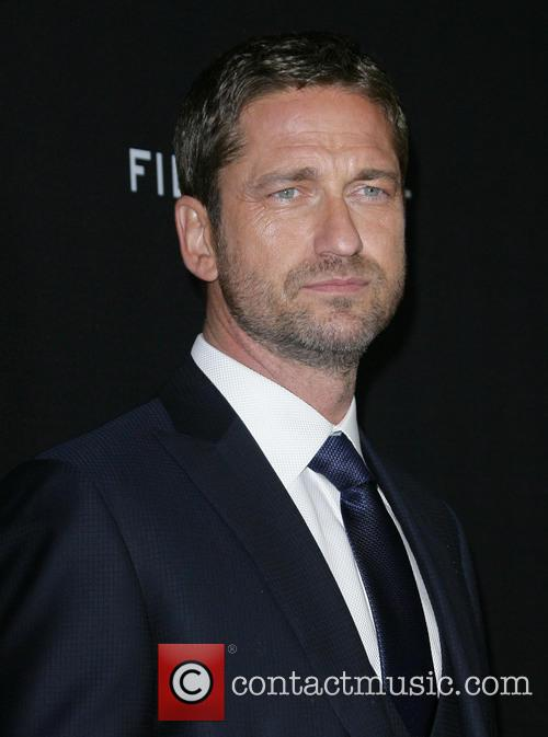 Gerard Butler, ArcLight Hollywood Theatre