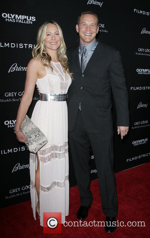 Cynthia Daniel and Cole Hauser 1