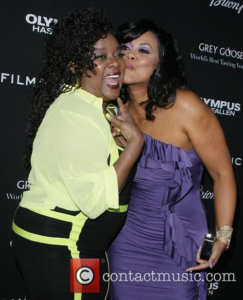 Loretta Devine, Lela Rochon, ArcLight Hollywood Theatre