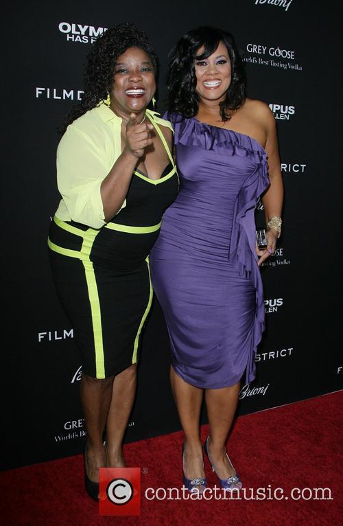 Loretta Devine and Lela Rochon 8