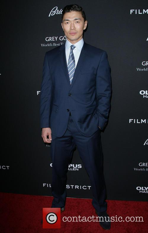 Rick Yune, ArcLight Hollywood Theatre