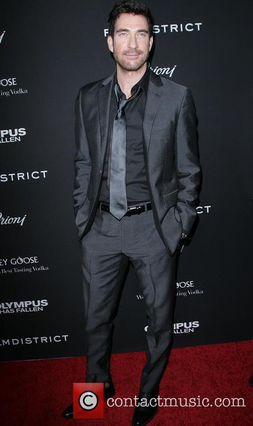 Dylan McDermott, ArcLight Hollywood Theatre