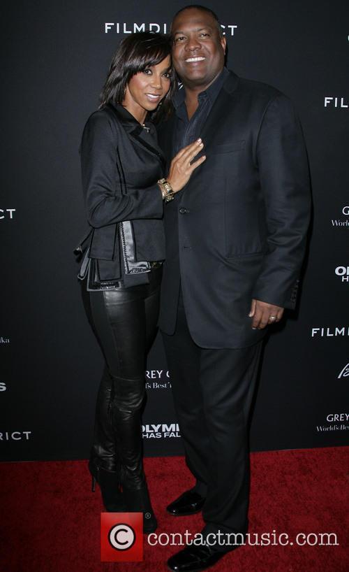 Holly Robinson Peete and Husband Rodney Peete 2