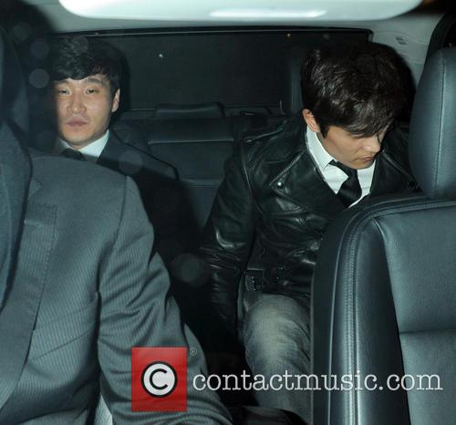 Celebrities leave The Ivy Club