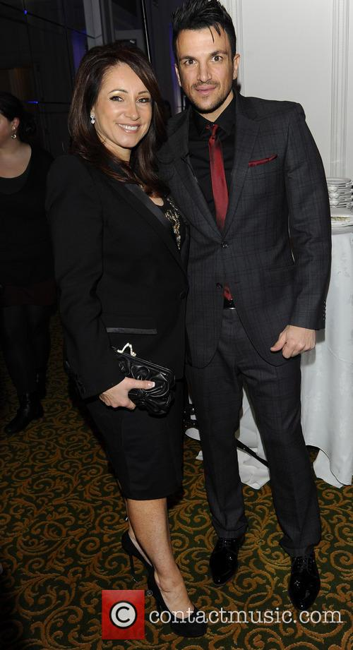 Jacqueline Gold and Peter Andre 1
