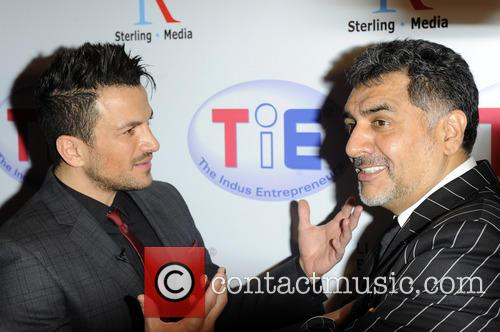 Peter Andre and James Cann 3