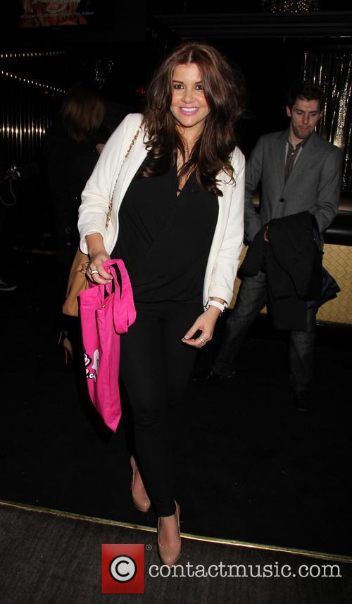 imogen thomas celebrities out and about in 3563033