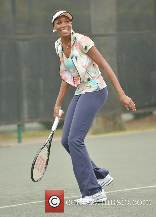 Venus Williams 25