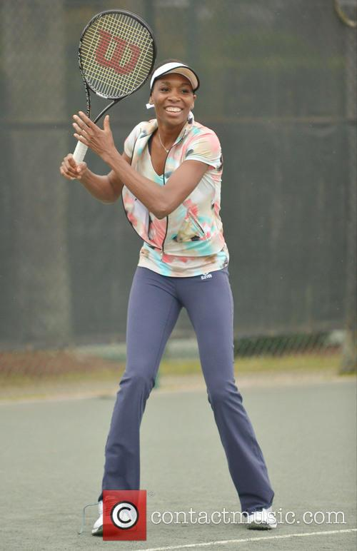 Venus Williams 45