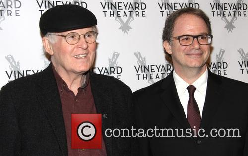 Charles Grodin and Douglas Aibel 2