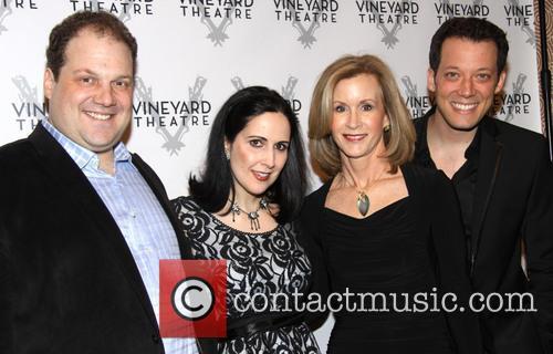 Jordan Gelber, Stephanie D'abruzzo, Jill S. Gabbe and John Tartaglia 2