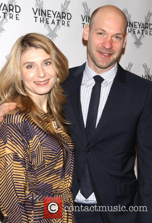 Nadia Bowers and Corey Stoll 10