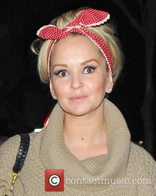 Jennifer Ellison Leaves The Palace Theatre