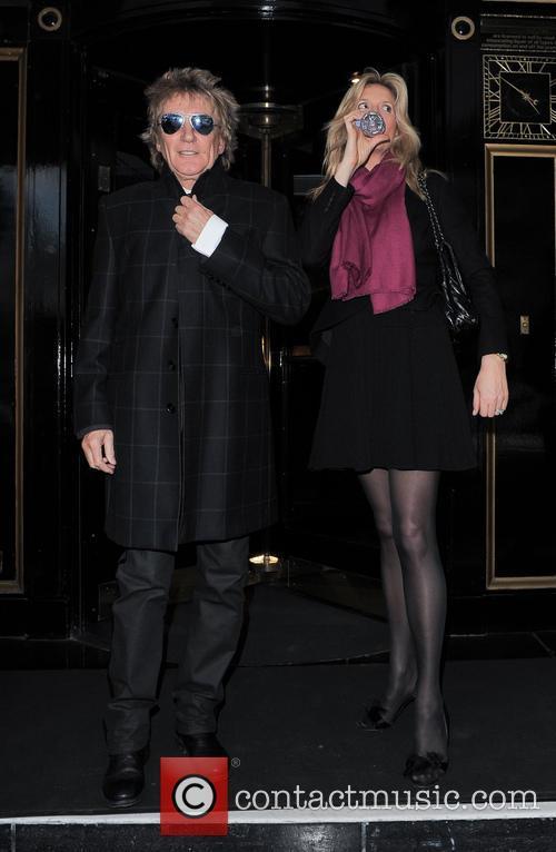 Rod Stewart, Penny Lancaster