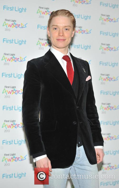 Freddie Fox, Odeon Leicester Square