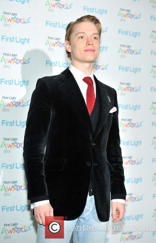 freddie fox first light awards held at 3563344