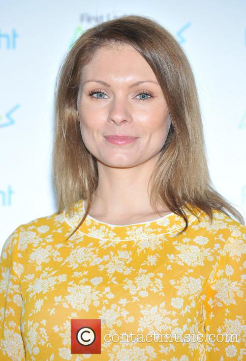MyAnna Buring, Odeon Leicester Square