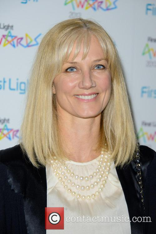 joely richardson first light awards held at 3563524