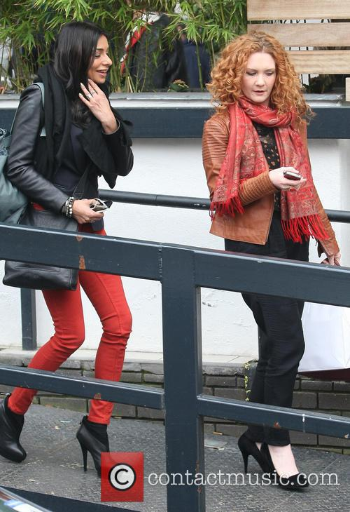 Jennie Mcalpine and Shobna Gulati 5