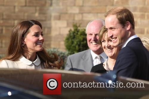 Catherine, Duchess of Cambridge, Prince William, Duke of Cambridge and Kate Middleton 1